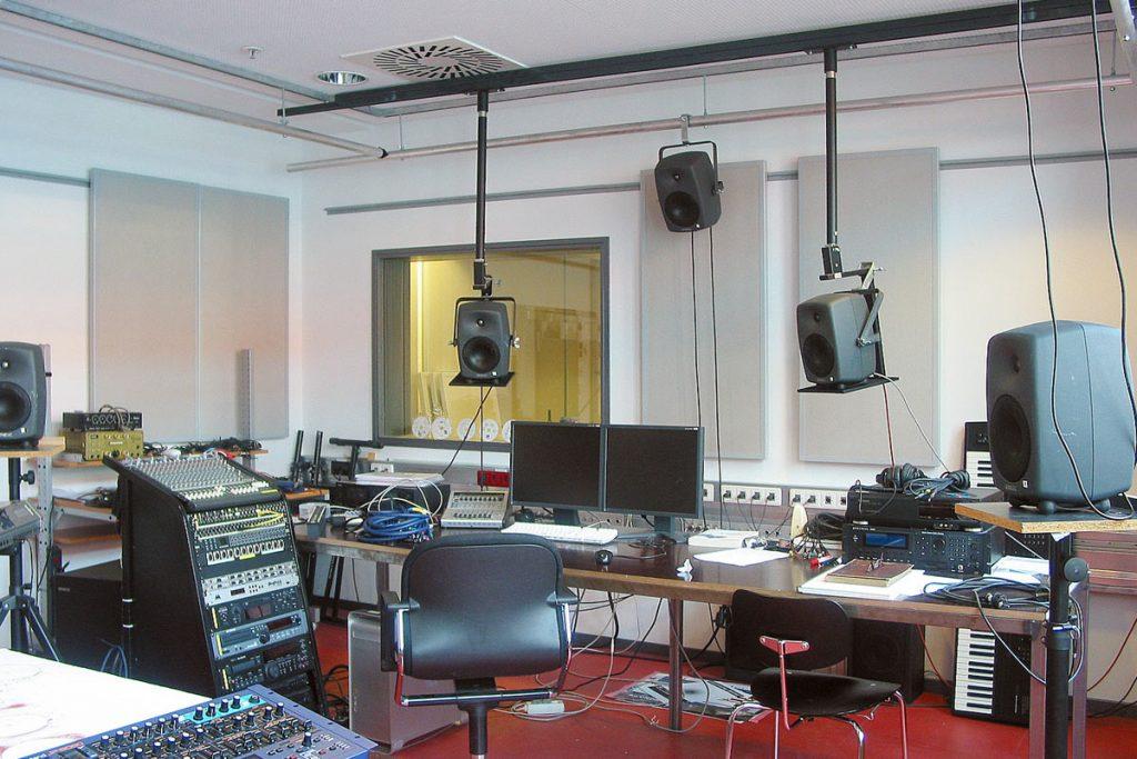 Sounddesignstudio HfG Karlsruhe - SWA