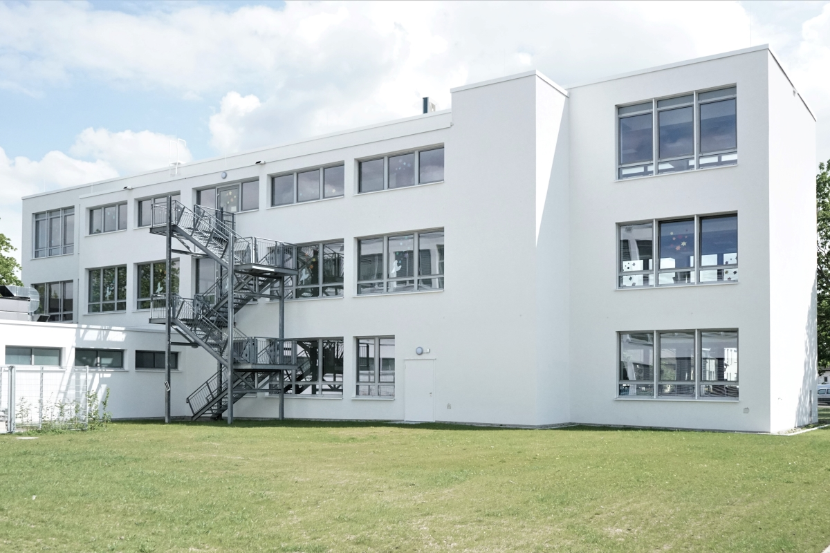 Pfarrer Graf Schule Hambrücken - SWA