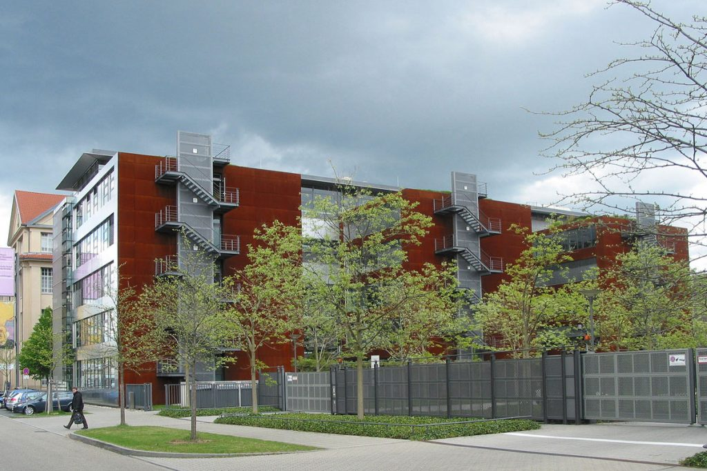 Bürozentrum L29 Karlsruhe - SWA