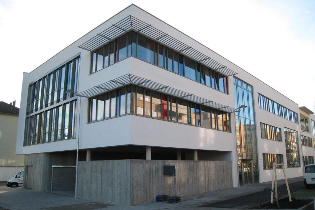 Hauptverwaltung Arbeiterwohlfahrt AWO Karlsruhe - SWA