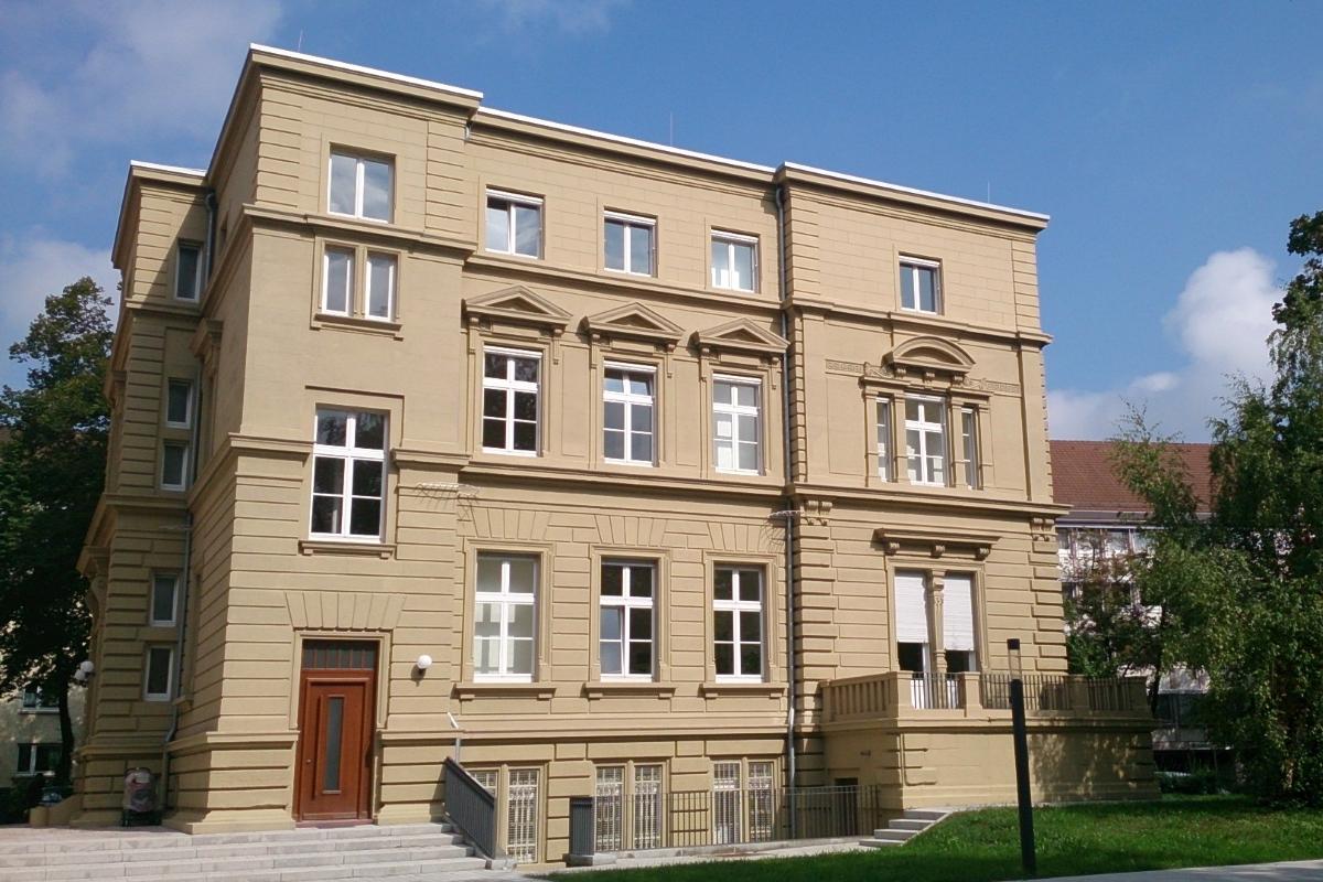 Villa Reiss Karlsruhe - SWA