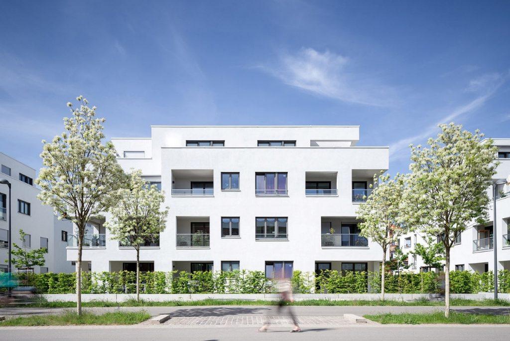 Wohnanlage Le Quartier 01 Landau - SWA