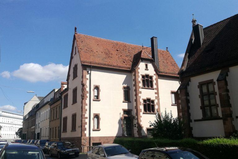 Sanierung Pfarrhaus St. Peter und Paul Karlsruhe-Durlach - SWA