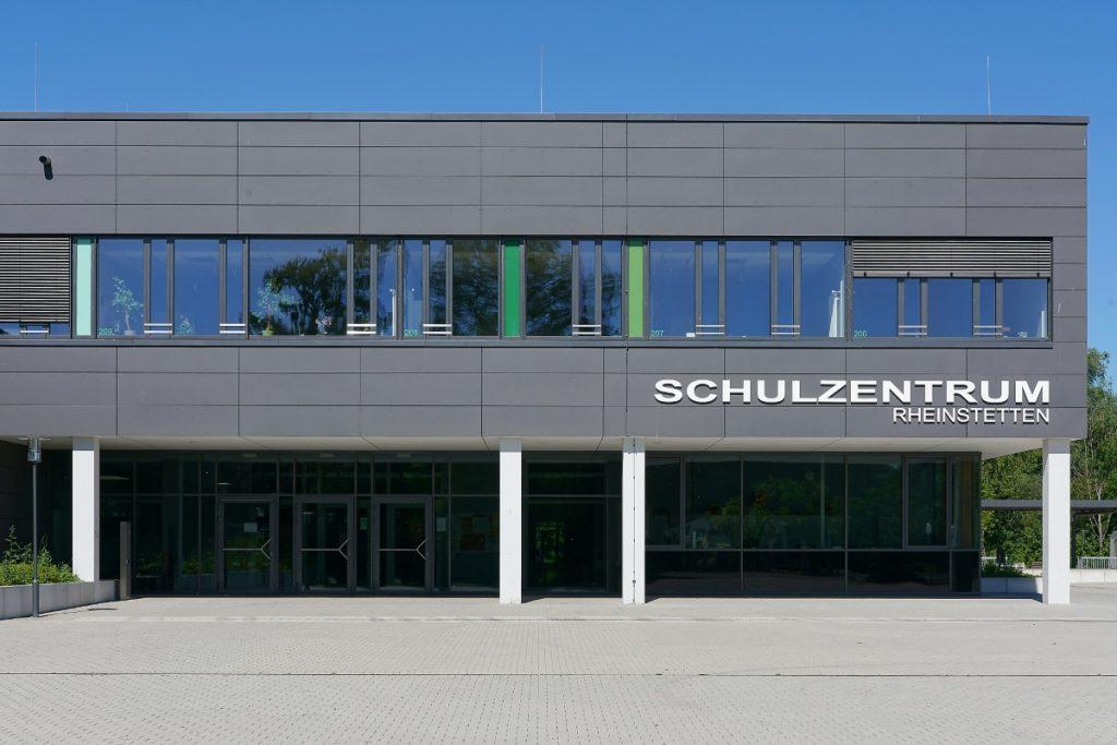 Schulzentrum Rheinstetten - SWA