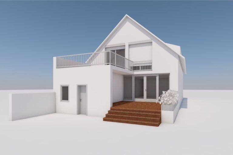 Haus Zepp - SWA 01
