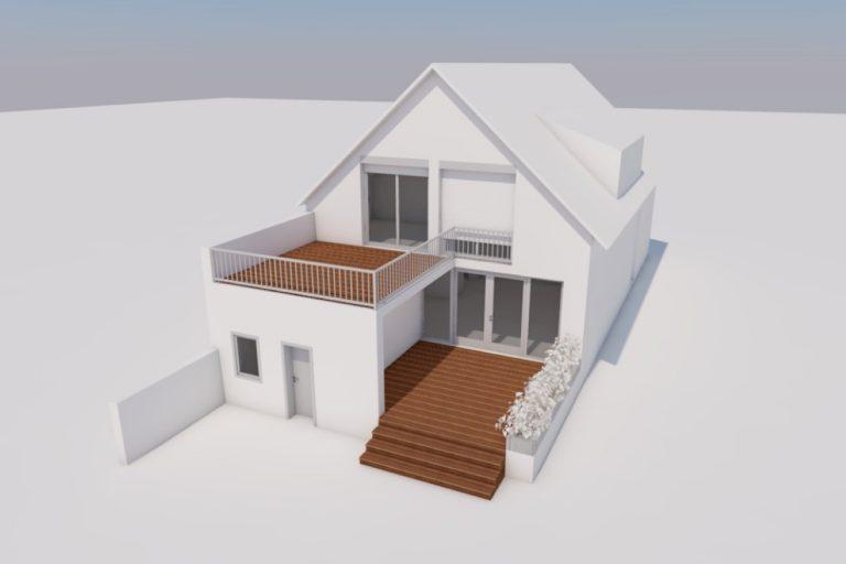 Haus Zepp - SWA 03