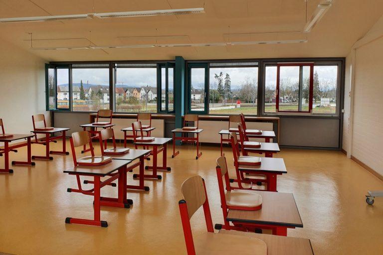 Richard-Hecht-Schule - SWA 01